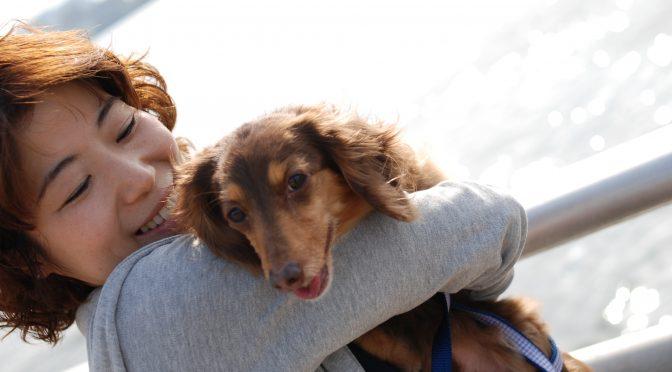 愛犬を失ったあの日の私。未来の私からエールはきっと送られ続けている