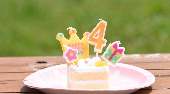 保護犬ゆめと歩む道:ゆめ4歳のお誕生日に思うこと