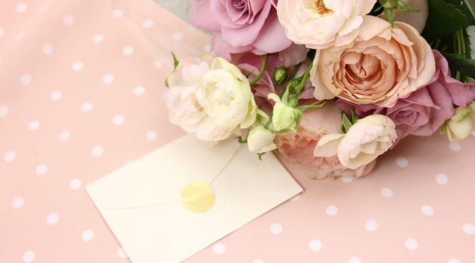 「ペットロス分かち合い会」に参加して下さった女の子が送ってくれた可愛い手紙