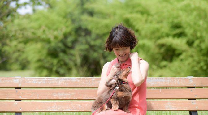 保護犬ゆめと歩く道「家族に迎えたのに、なぜ保護犬って言うの?」