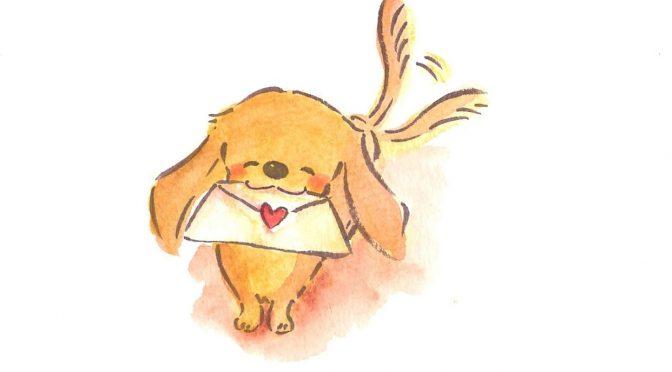 ペットロス「旅立った我が子へのお手紙を送って下さった皆さまへ」